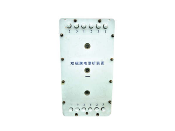 双极膜电渗析器